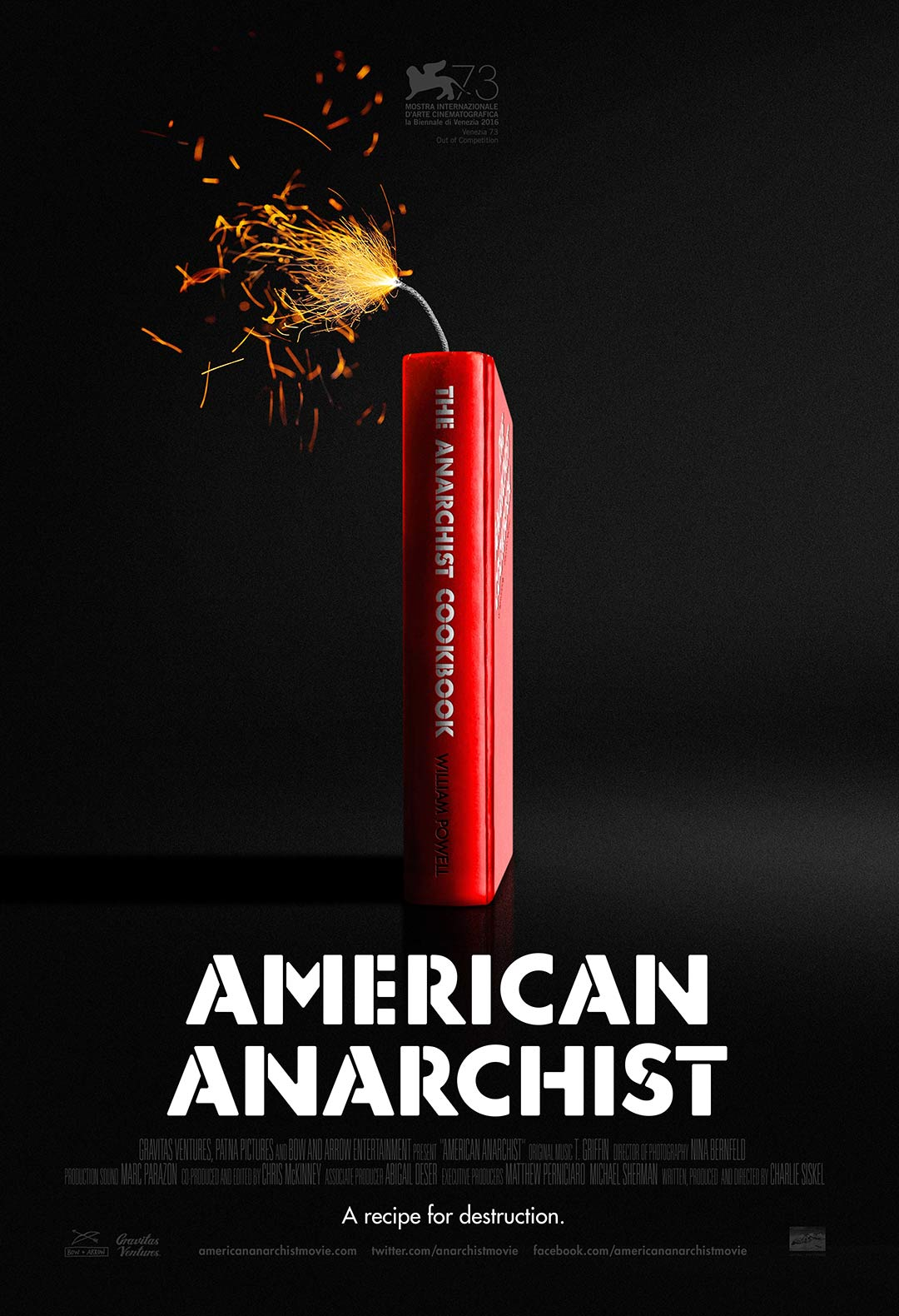 American Anarchist Poster #1