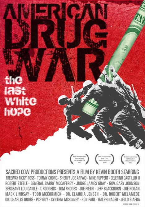 American Drug War: The Last White Hope Poster #1