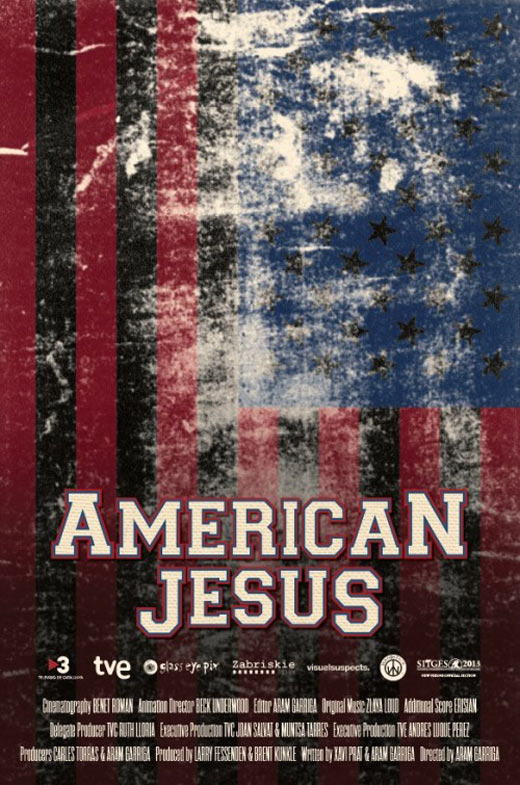 American Jesus Poster #1