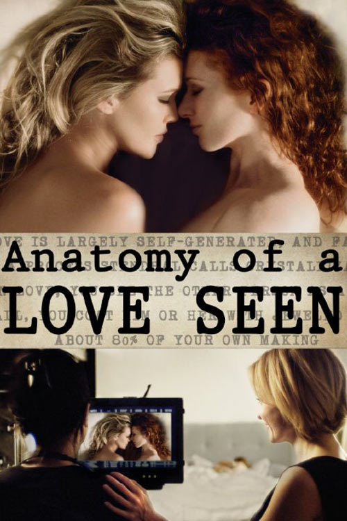 Anatomy of a Love Seen Poster #1