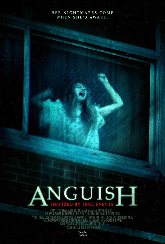 Risultati immagini per ANGUISH ( 2015 ) POSTER