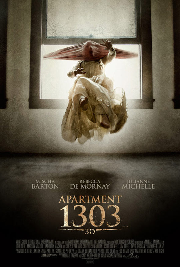 Apartment 1303 3D Poster #1