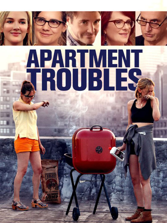 Apartment Troubles Poster #1