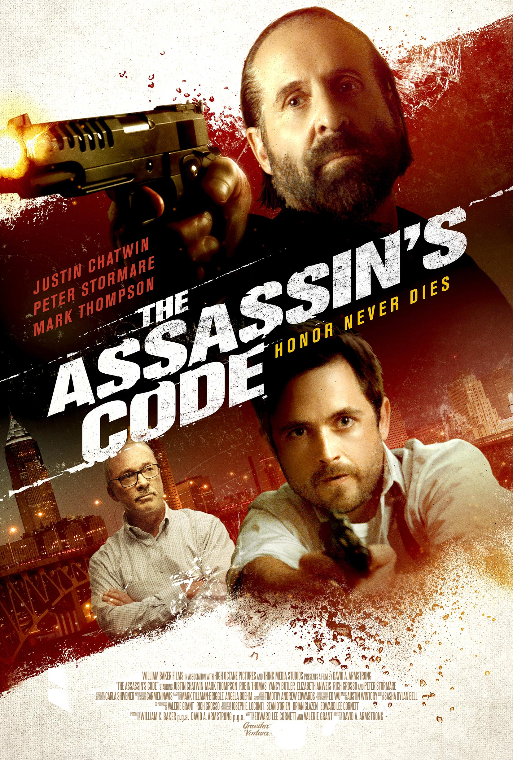 The Assassin's Code Poster #1