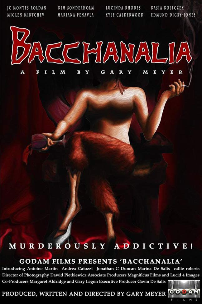 Bacchanalia Poster #1