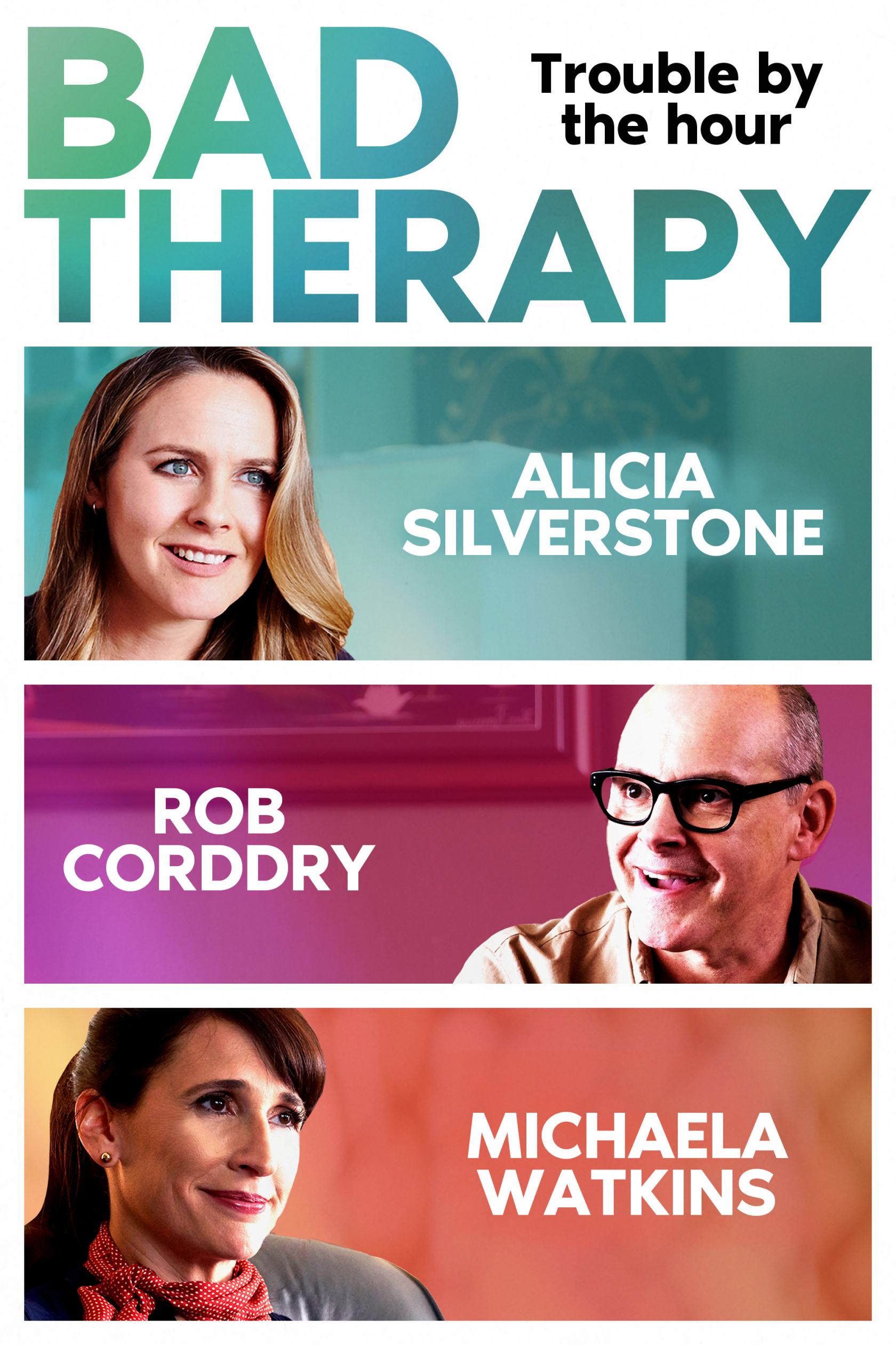 Bad Therapy Poster #1