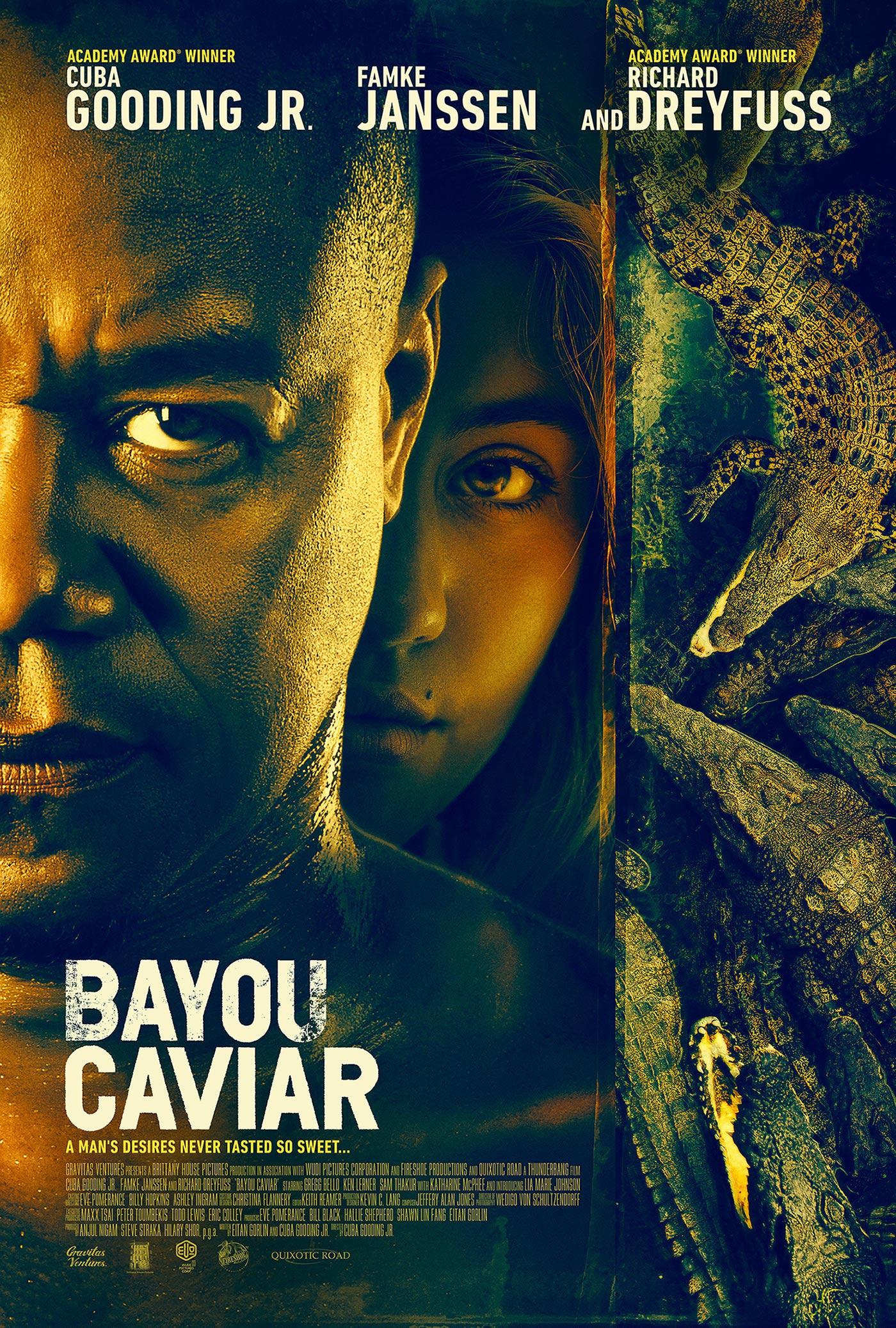 Bayou Caviar Poster #1