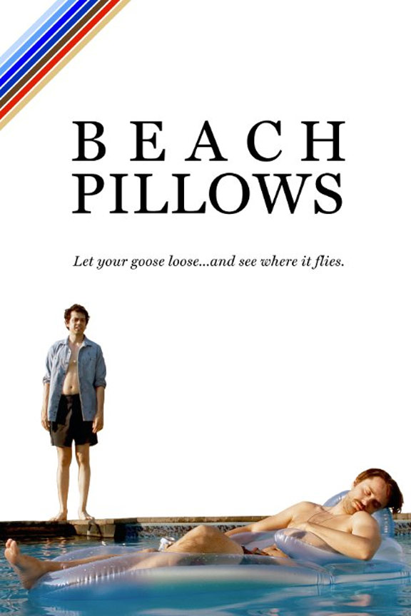 Beach Pillows Poster #1