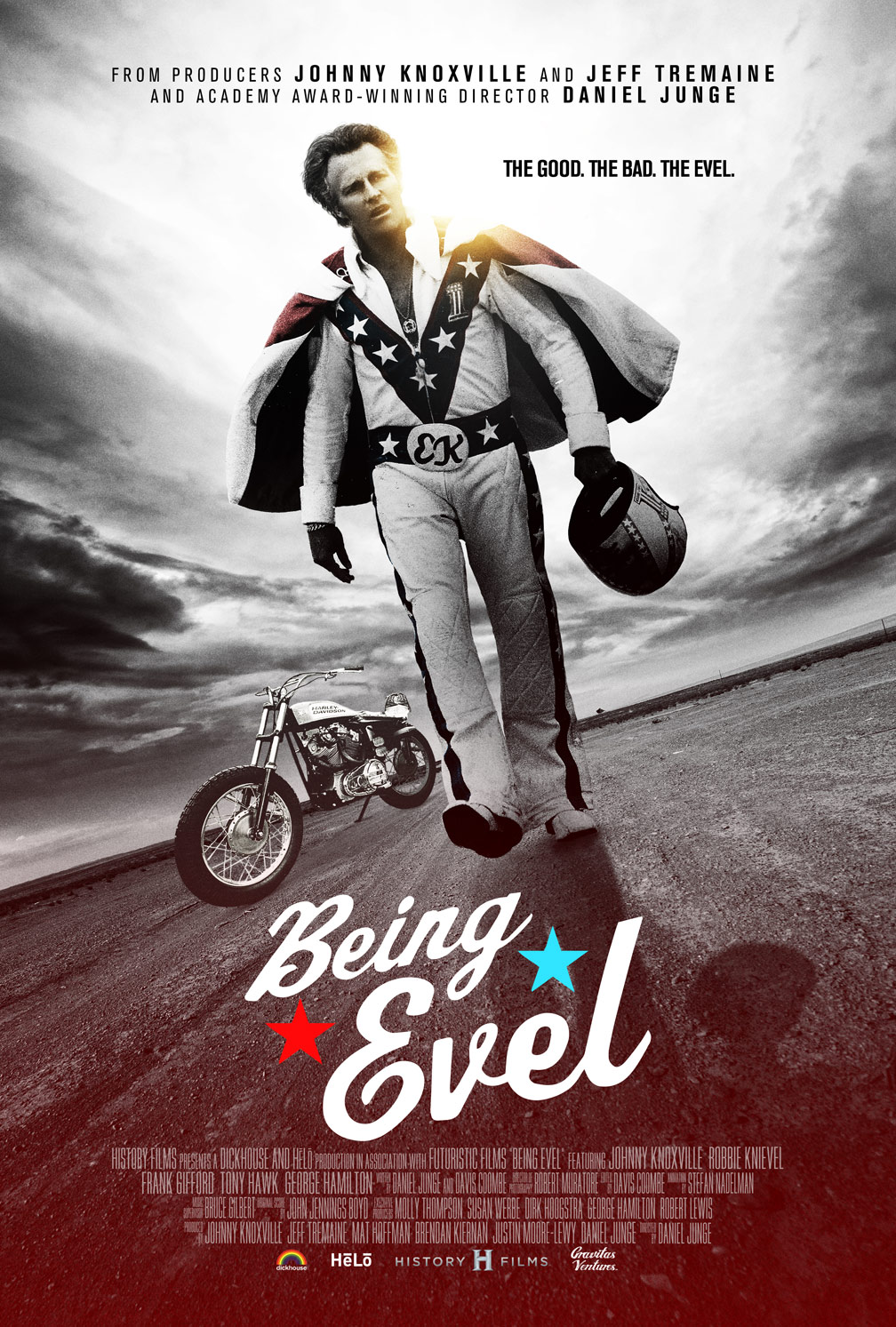 Being Evel Poster #2