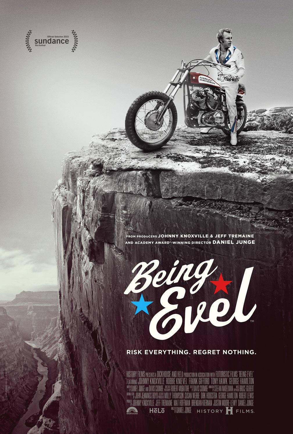 Being Evel Poster #1