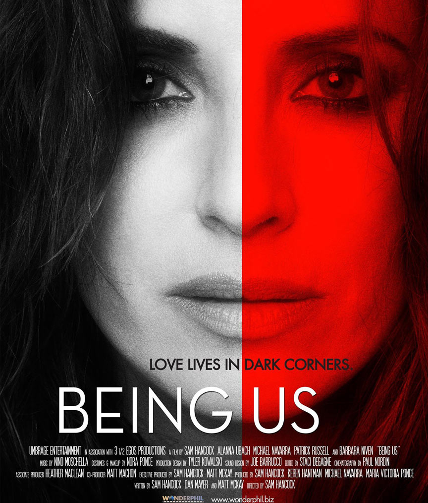 Being Us Poster #1