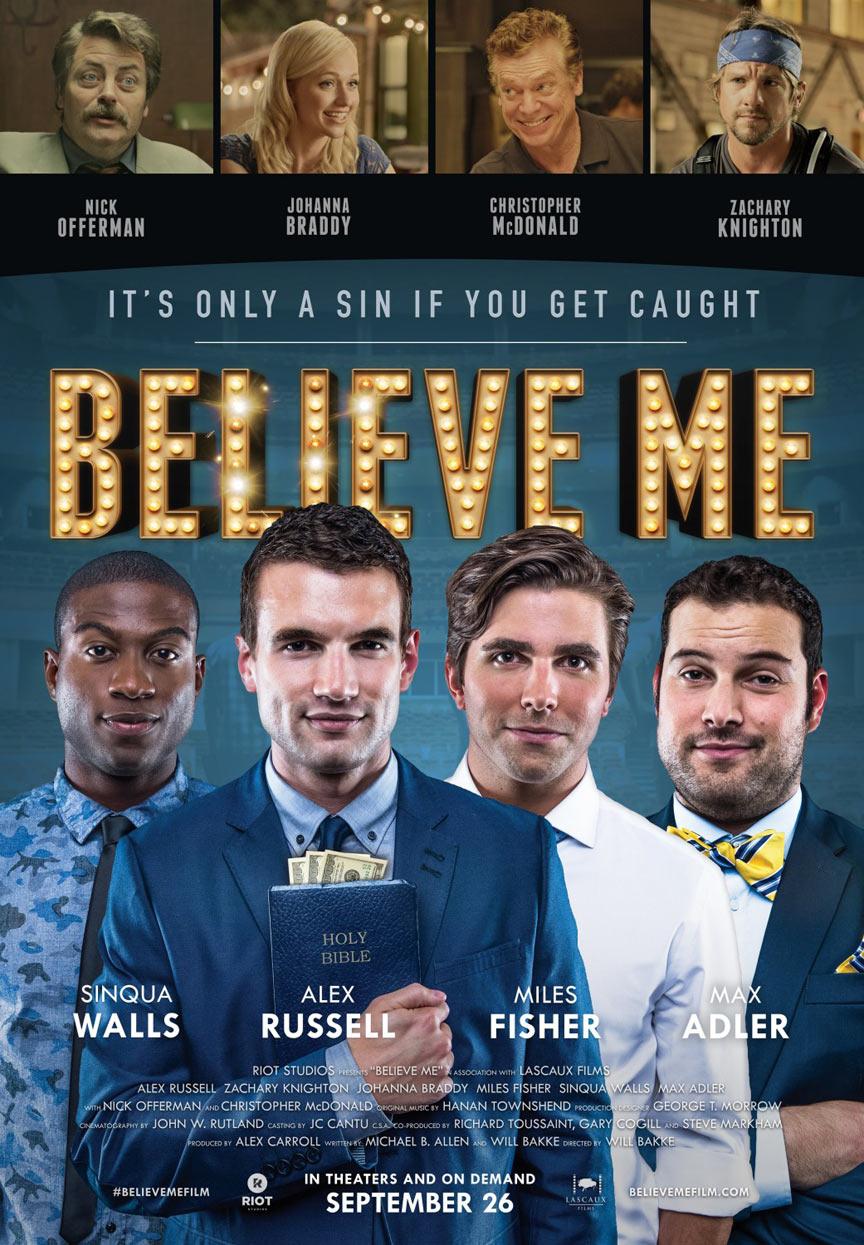Believe Me Poster #1
