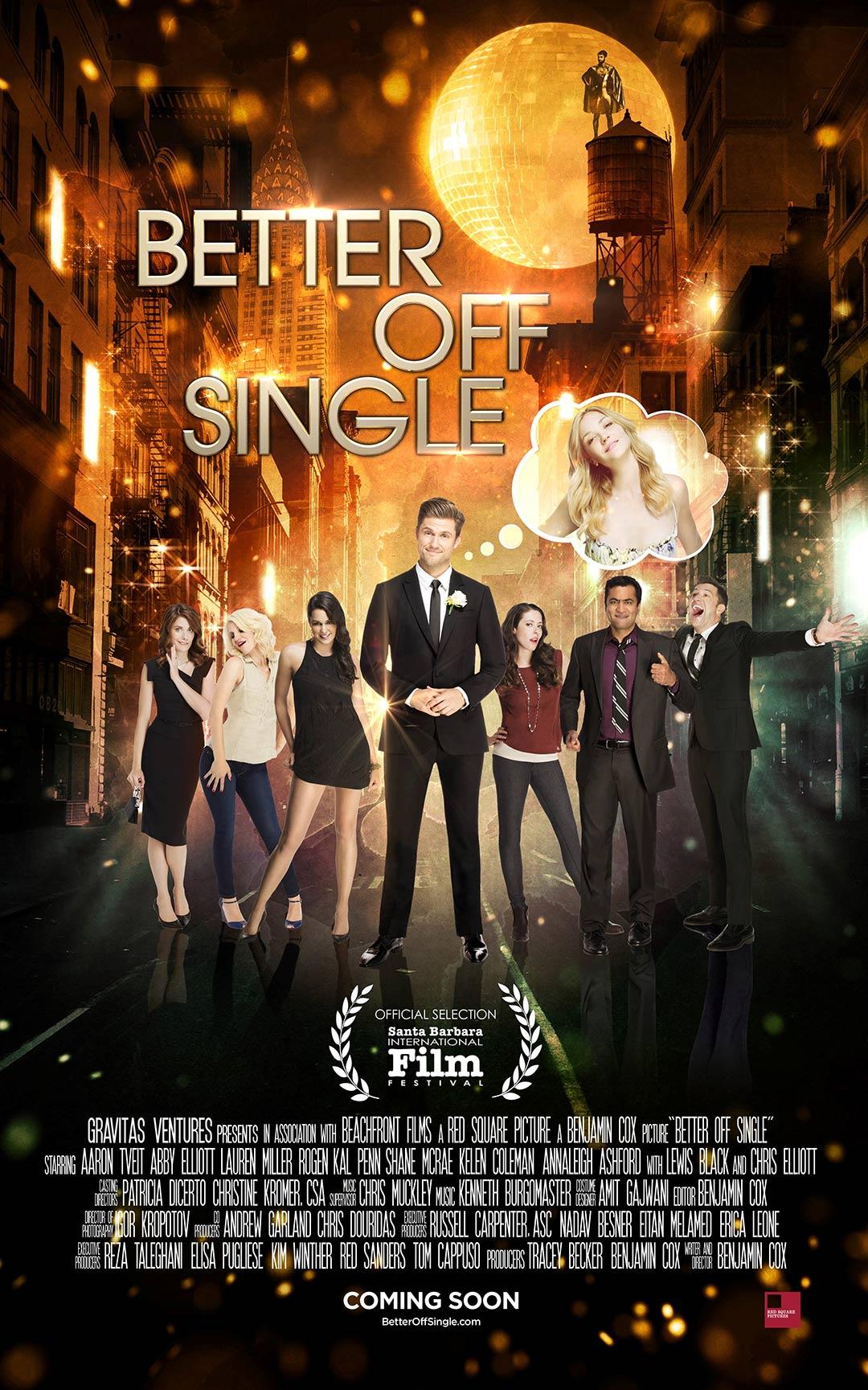 Better Off Single Poster #1