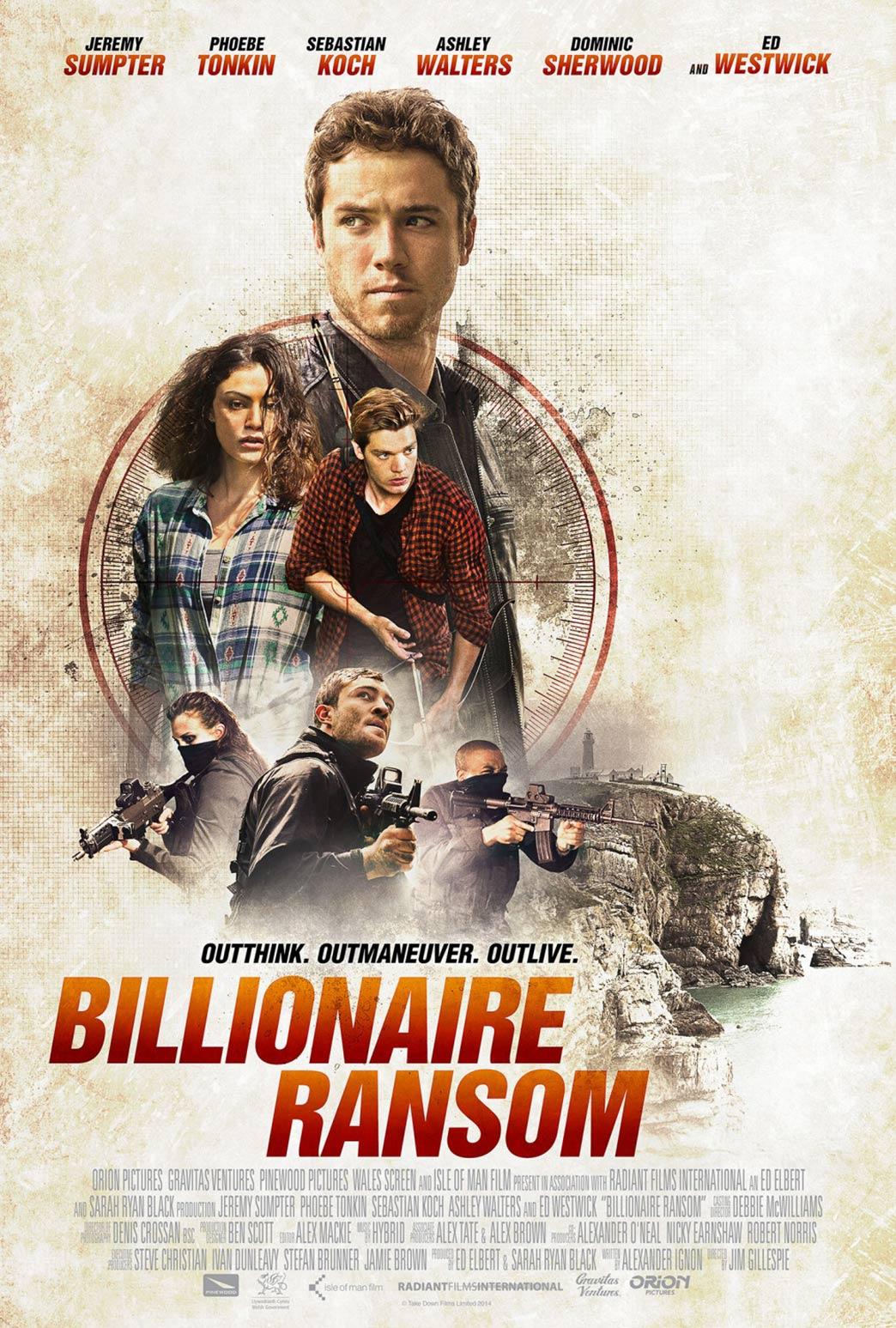 Billionaire Ransom Poster #1