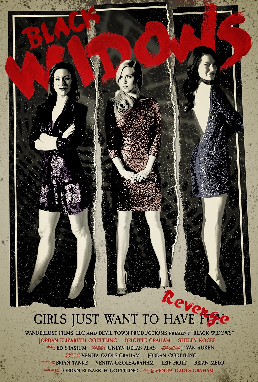 Black Widows Poster #1