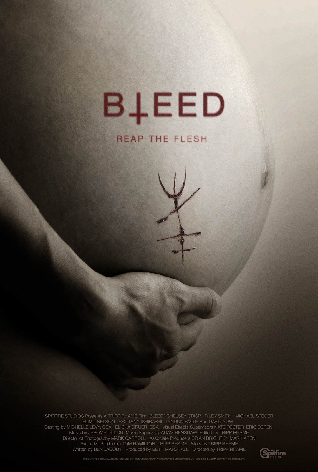 Bleed Poster #1