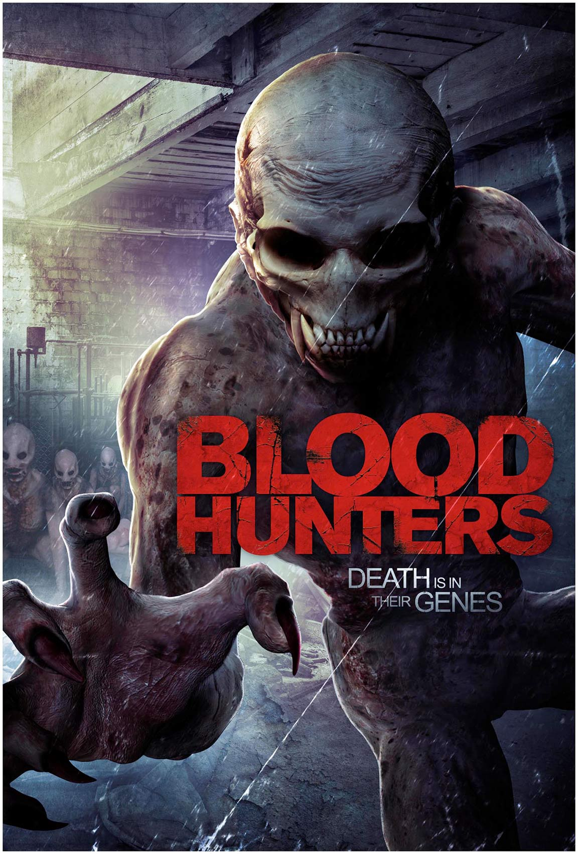Blood Hunters Poster #1