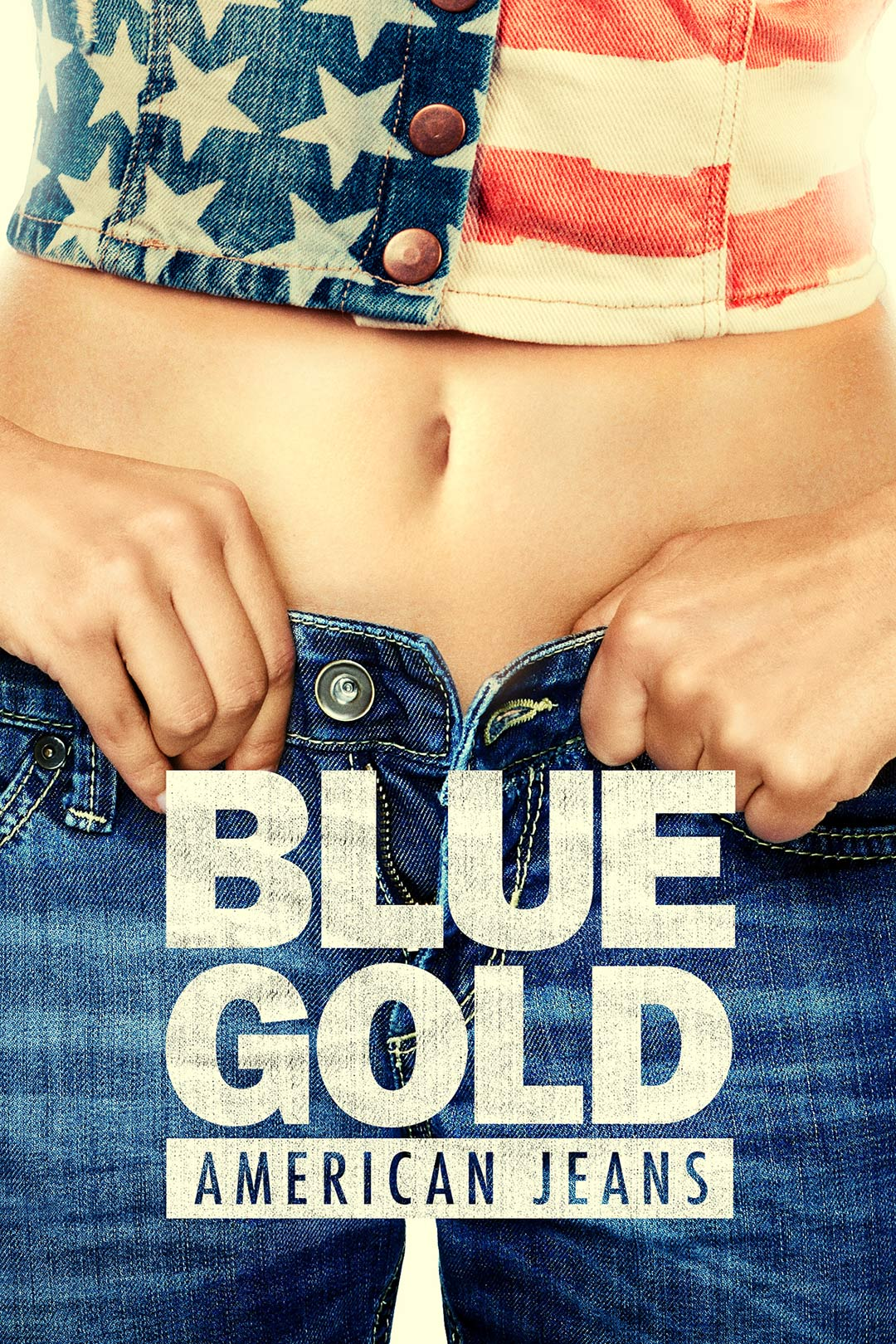 Blue Gold: American Jeans Poster #1