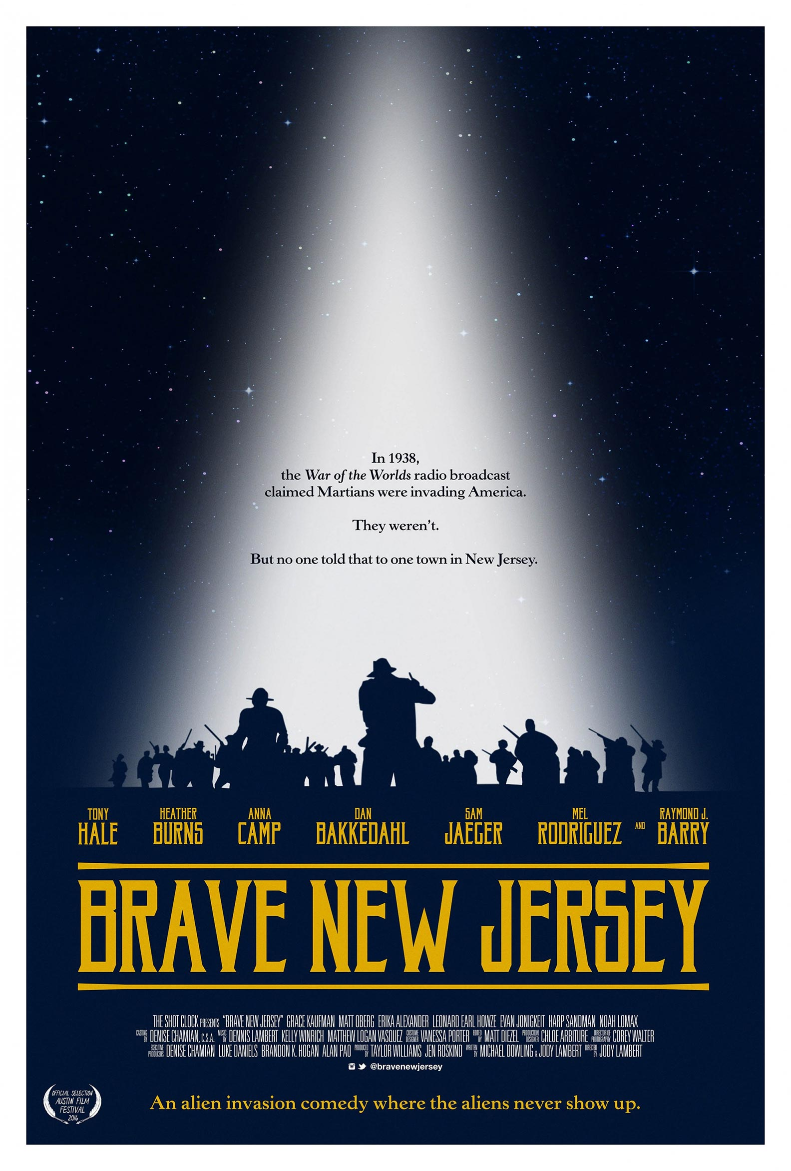 brave new jersey (2017) poster #1 - trailer addict