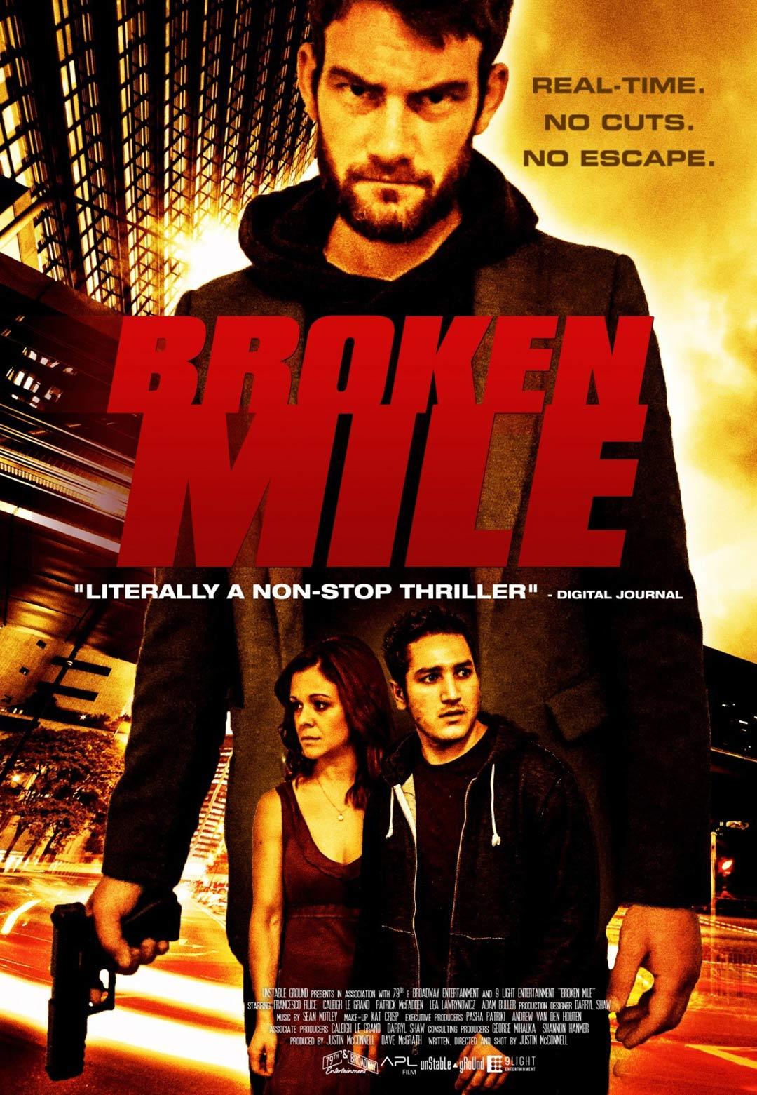 Broken Mile Poster #1