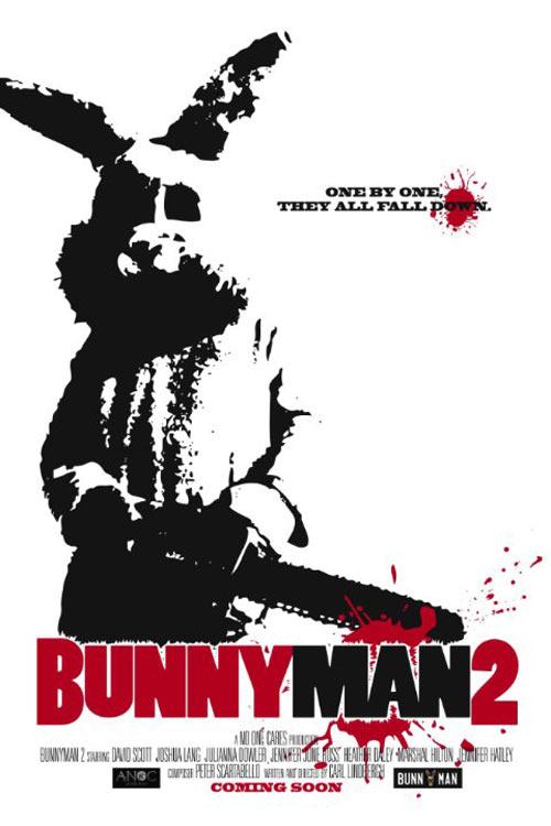 The Bunnyman Massacre Poster #1