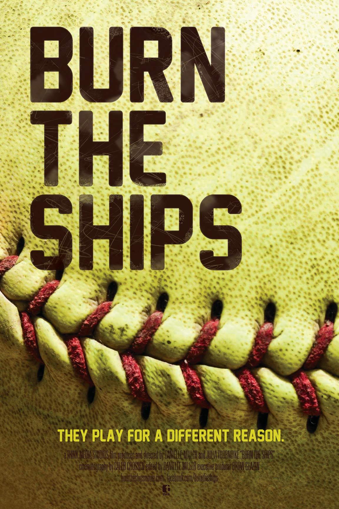 Burn the Ships Poster #1