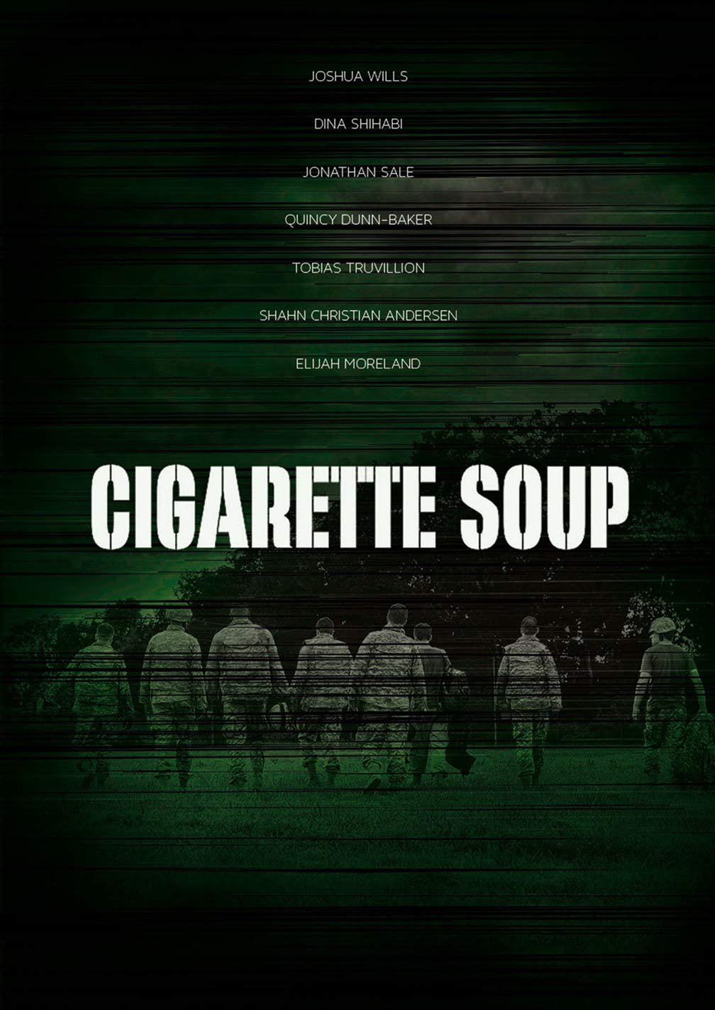 Cigarette Soup Poster #1