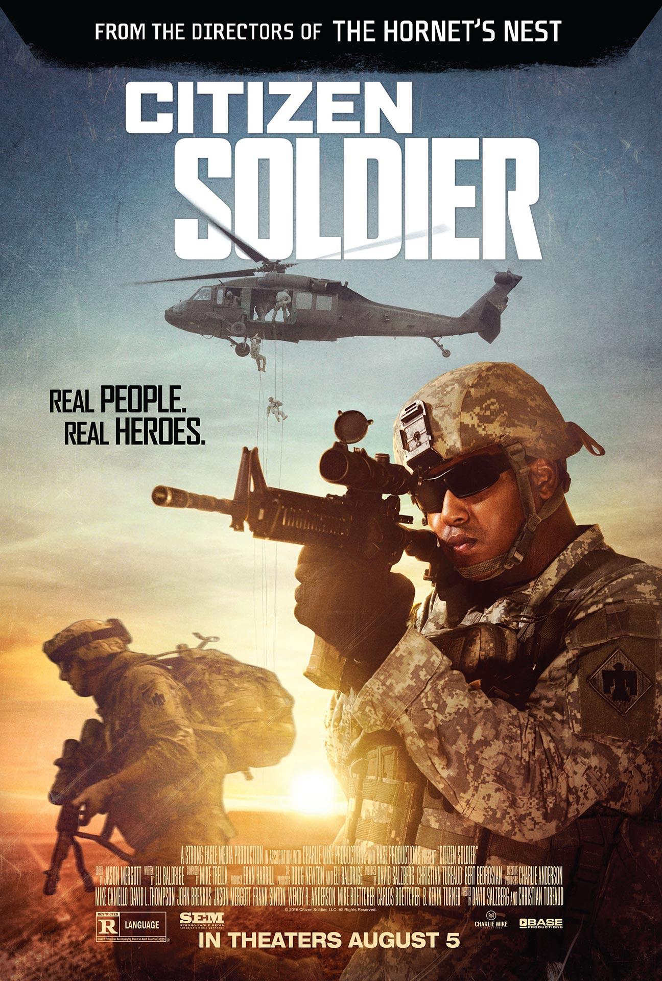 Citizen Soldier Poster #1