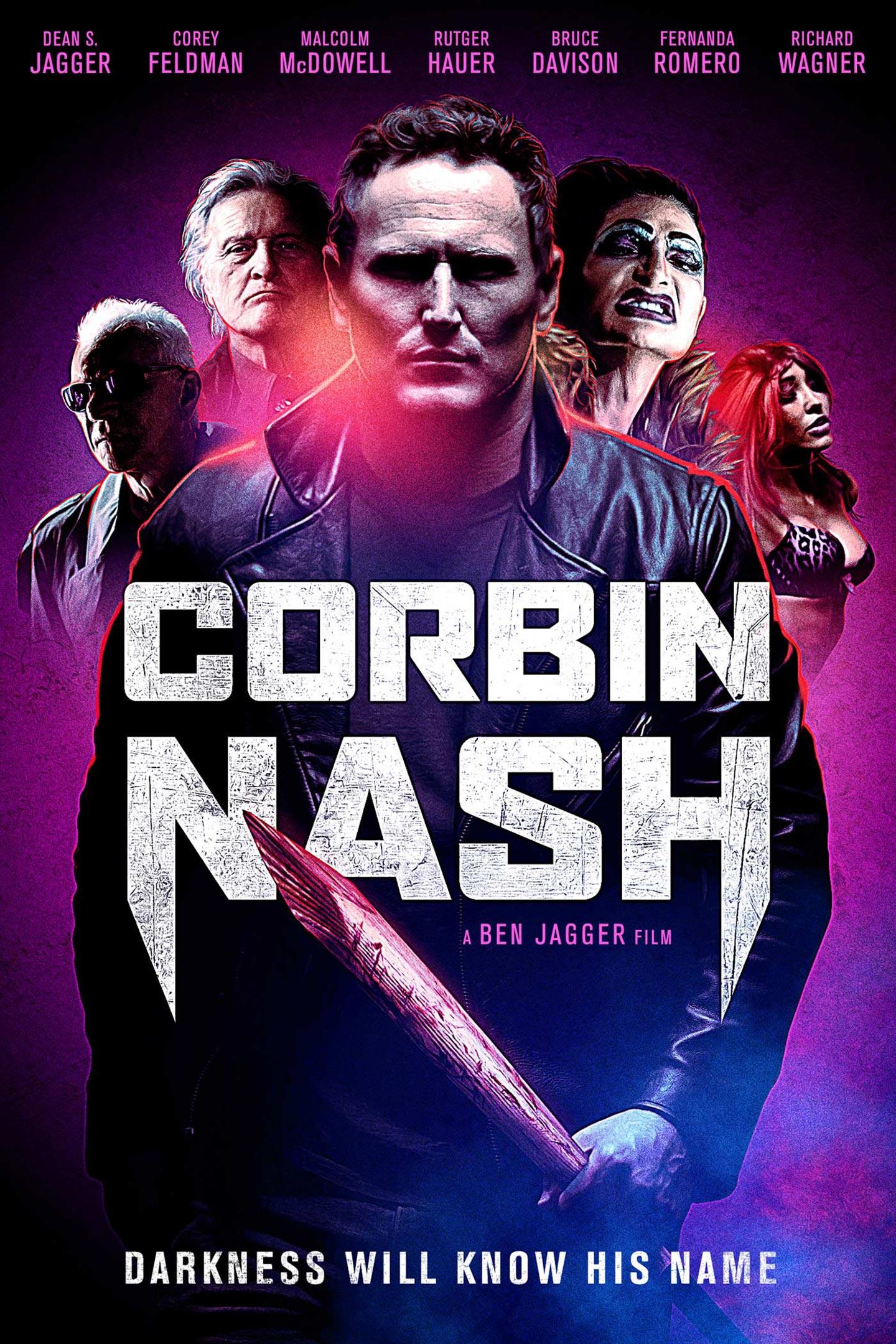 Corbin Nash Poster #1