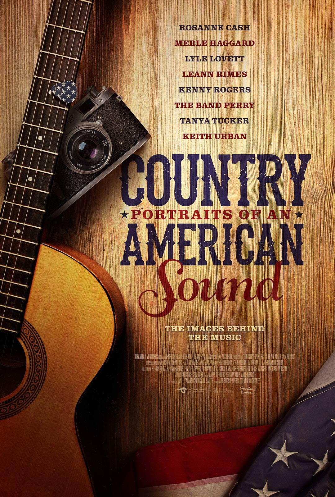 Country: Portraits of an American Sound Poster #1
