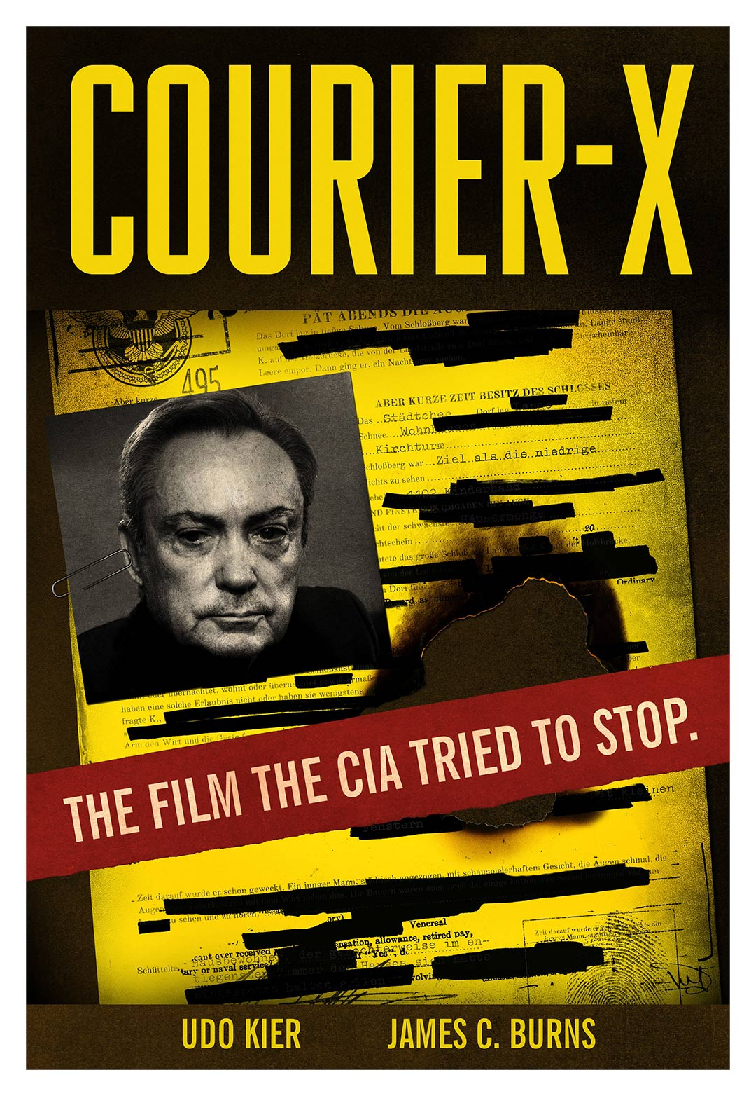 Courier X Poster #1
