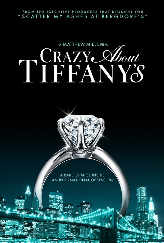 Crazy About Tiffany's Poster #1