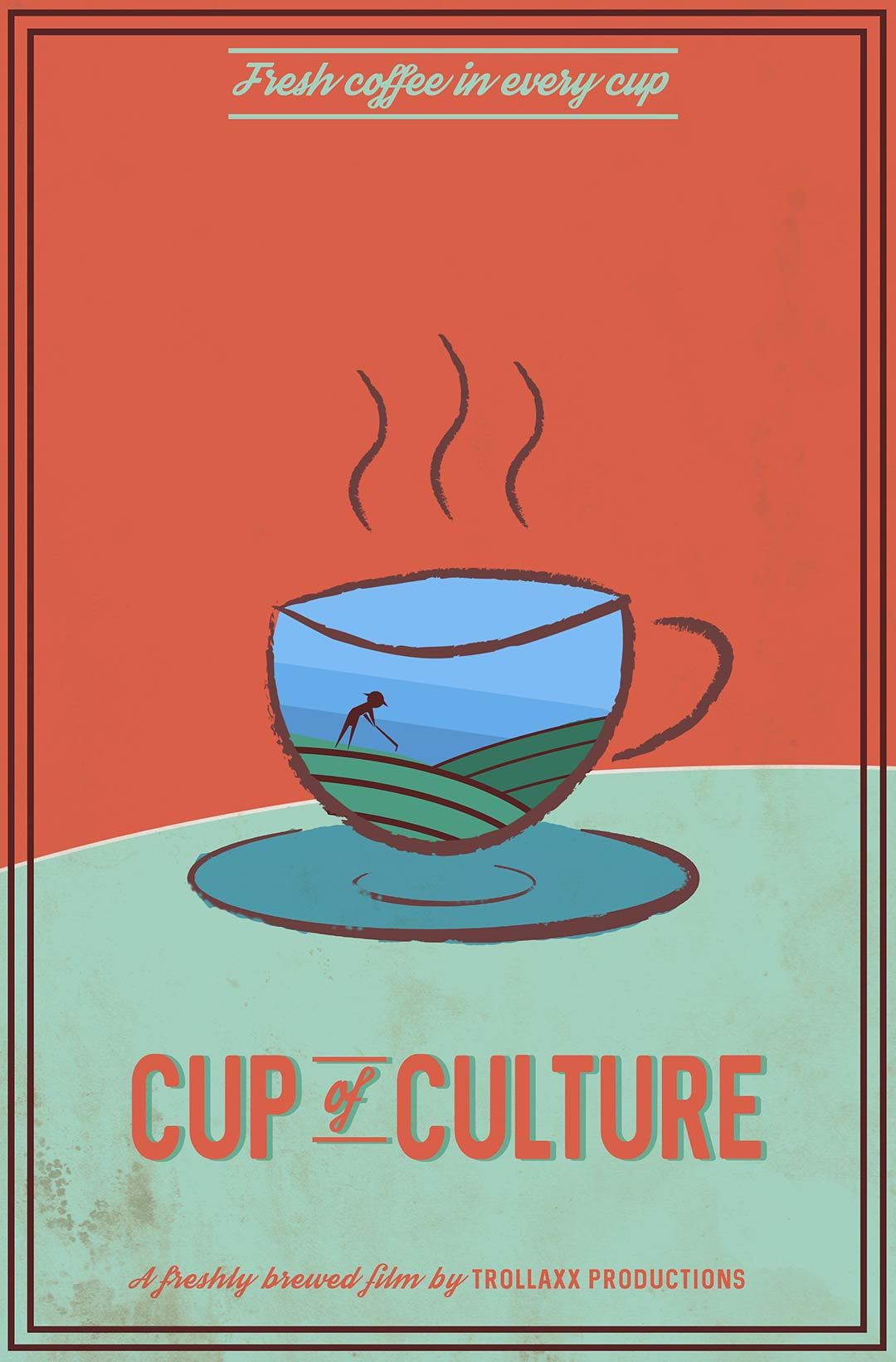 Cup of Culture Poster #1