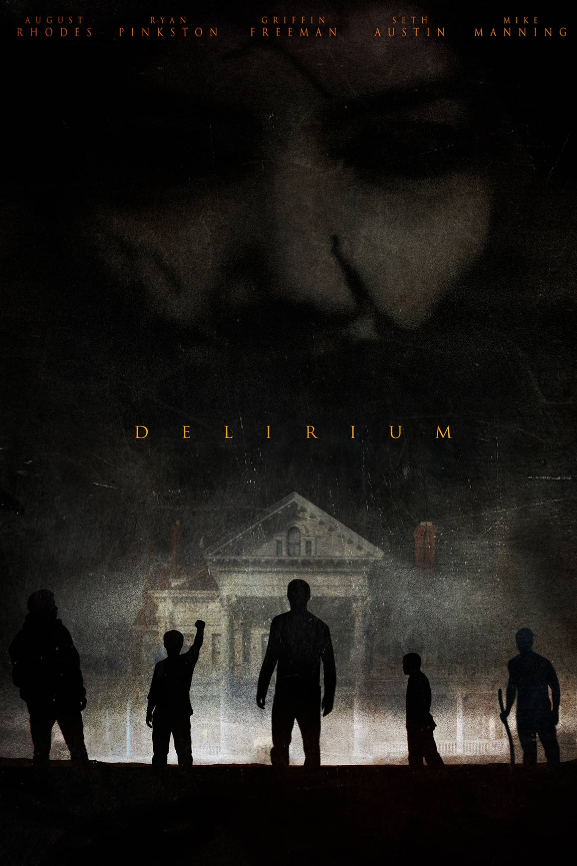 Delirium Poster #1