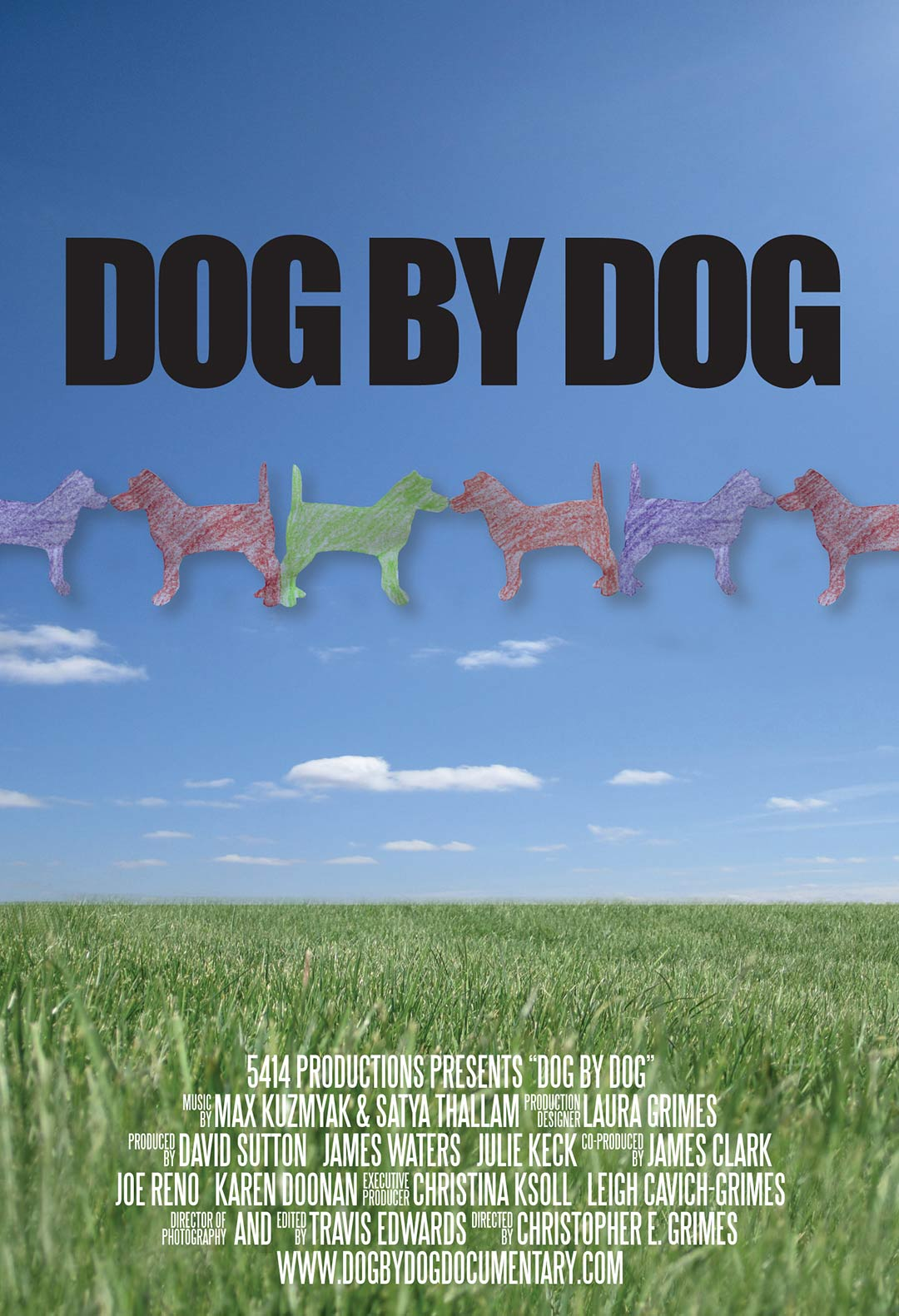 Dog by Dog Poster #1