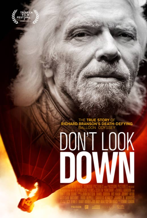 Don't Look Down Poster #1
