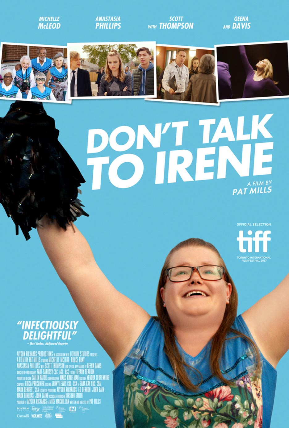 Don't Talk to Irene Poster #1