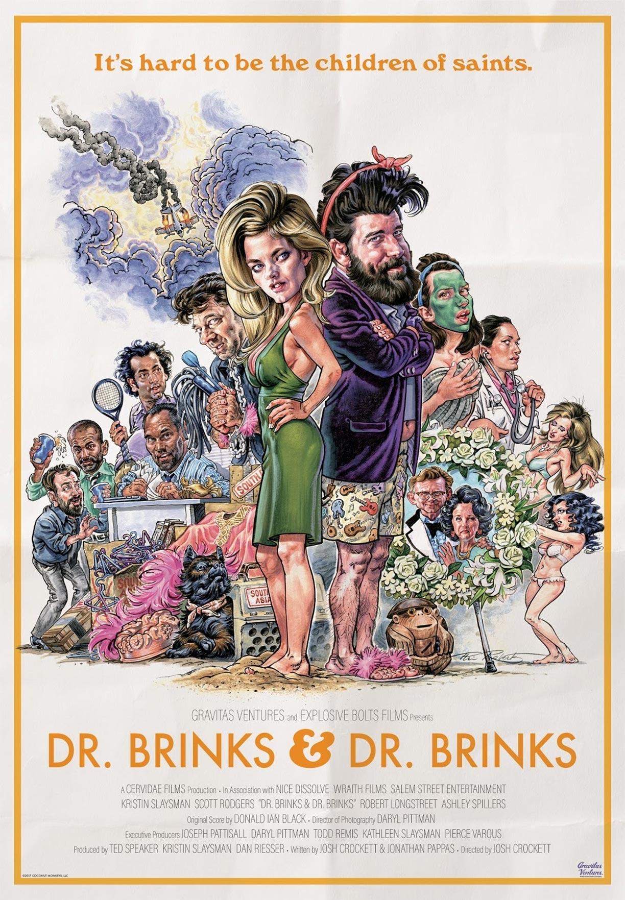 Dr. Brinks & Dr. Brinks Poster #1