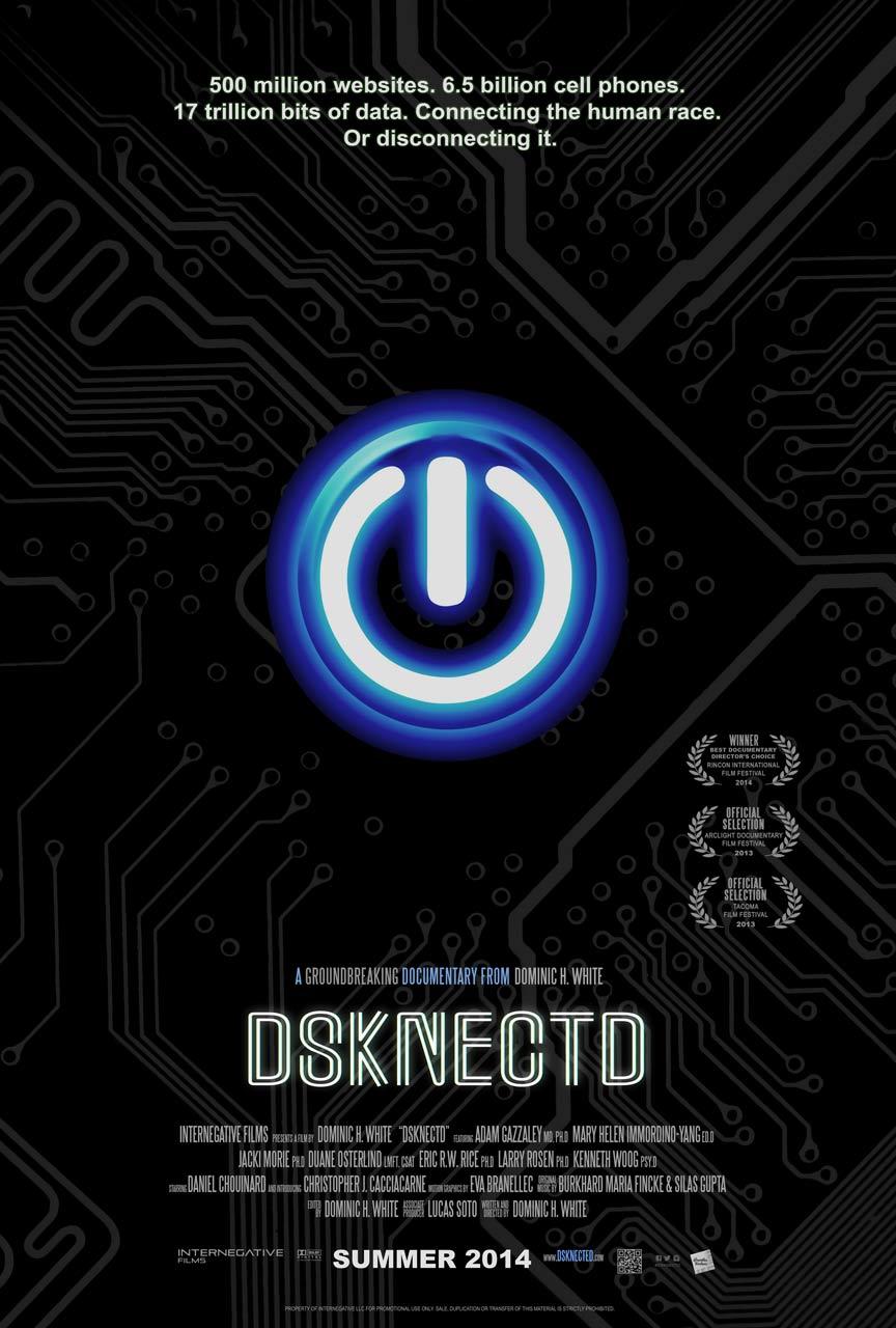 DSKNECTD Poster #1