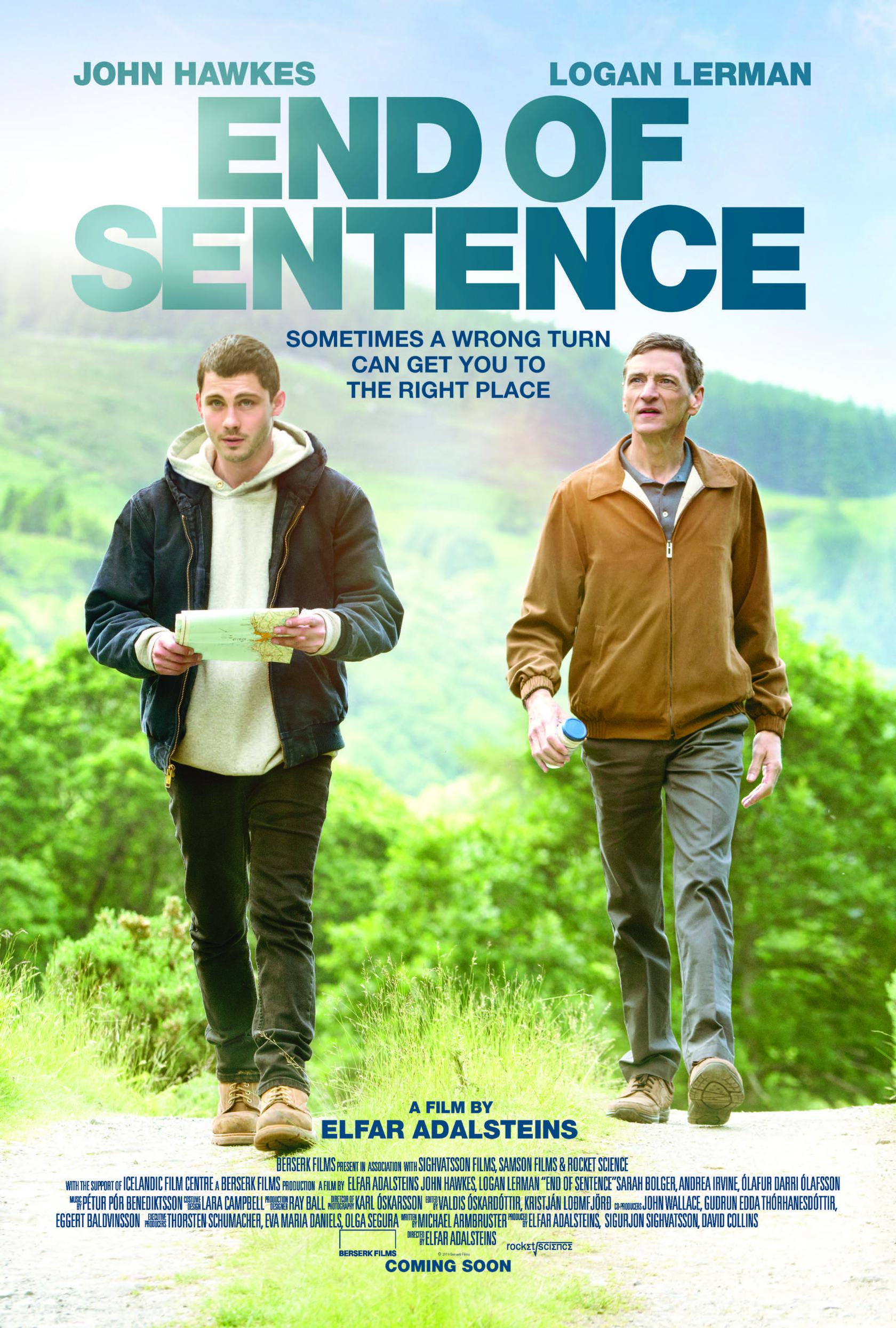End of Sentence Poster #1