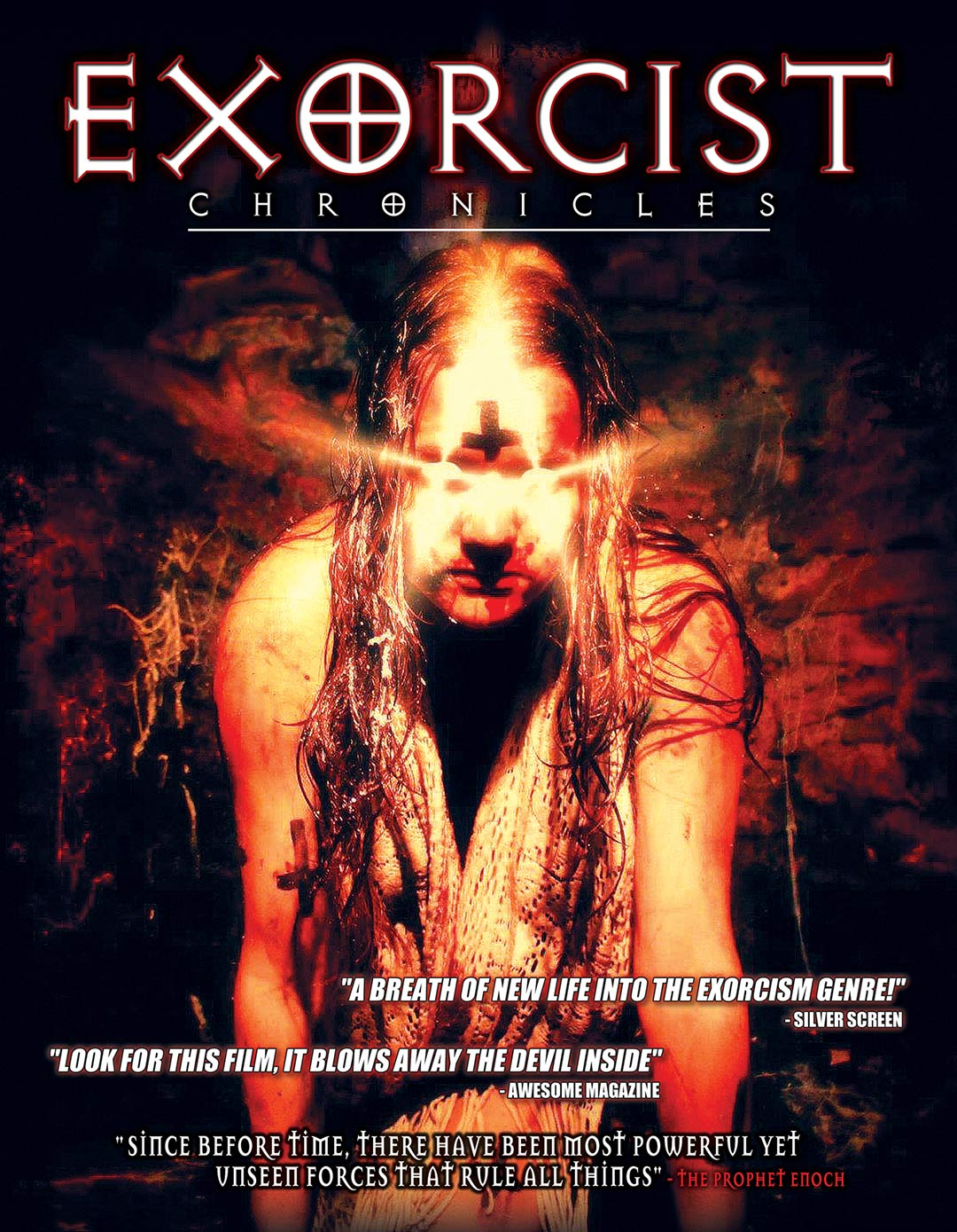 Exorcist Chronicles Poster #1