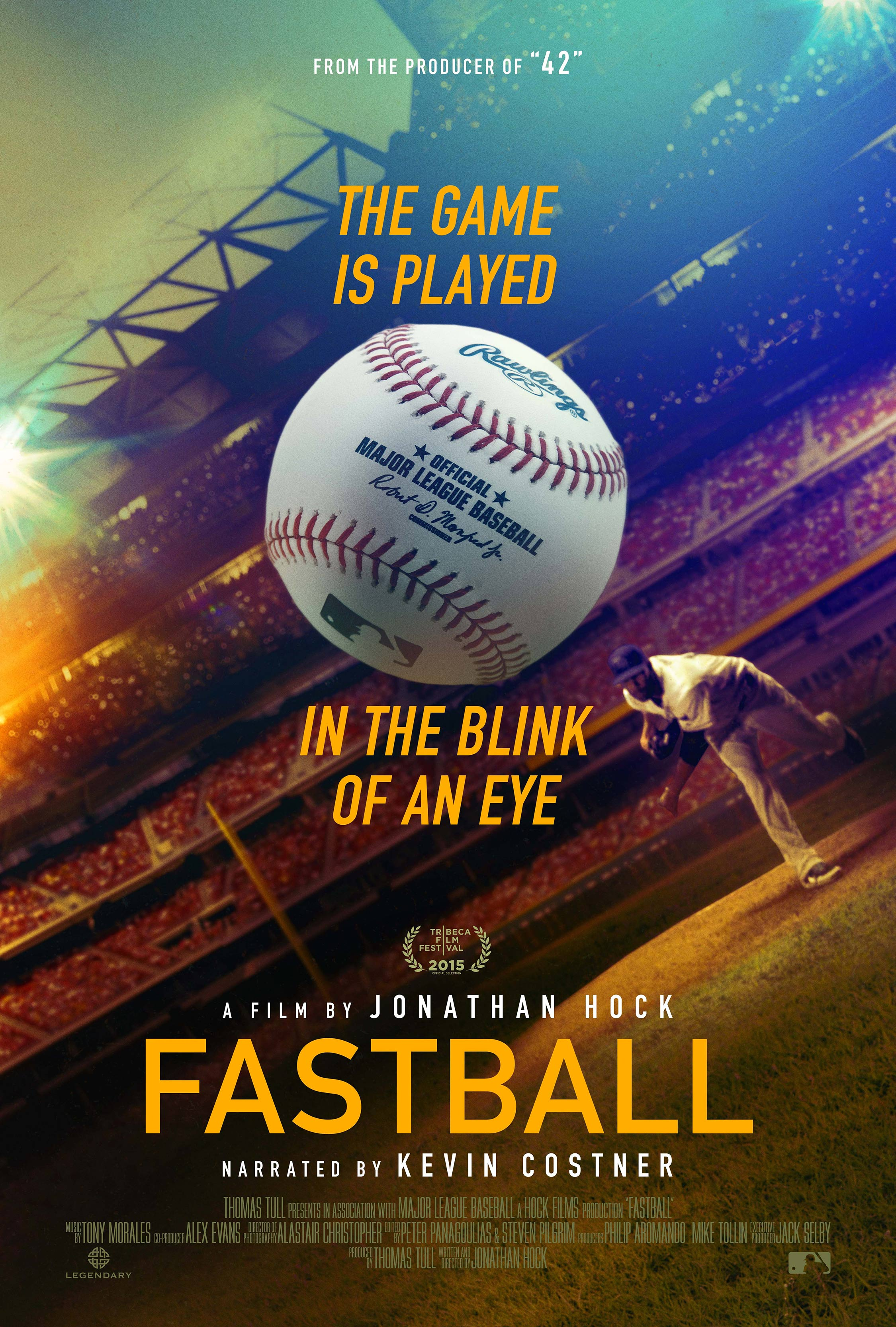 Fastball Poster #1