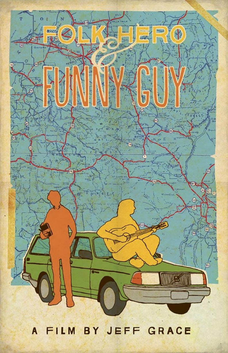 Folk Hero & Funny Guy Poster #1