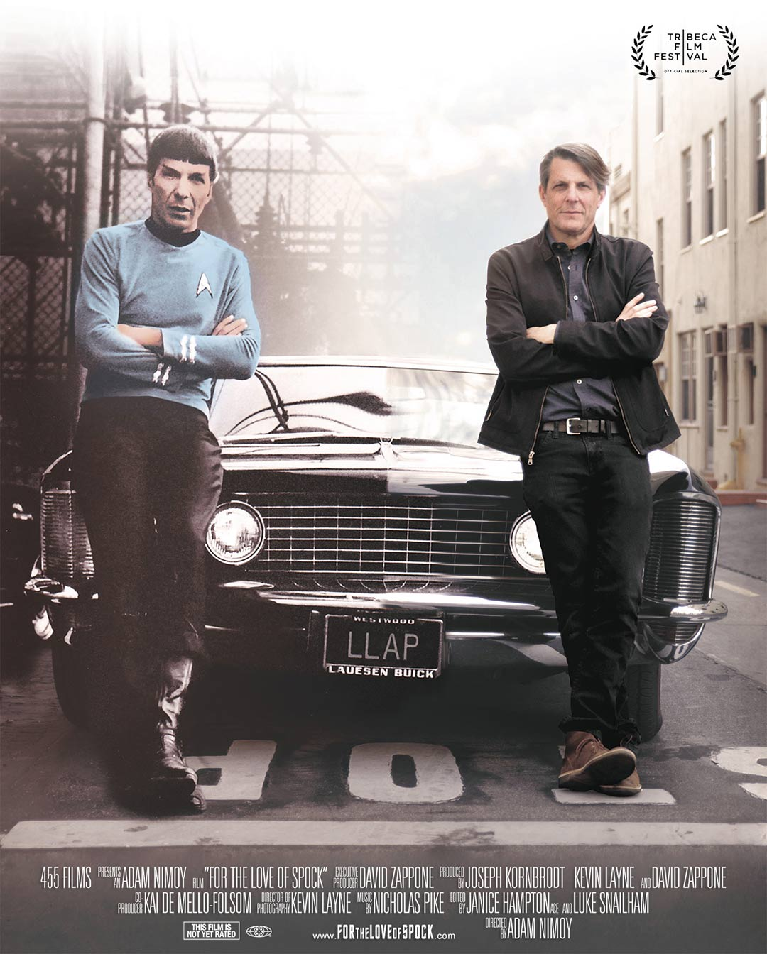 For the Love of Spock Poster #1