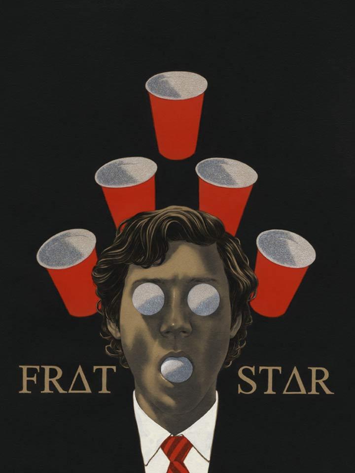 Frat Star Poster #1