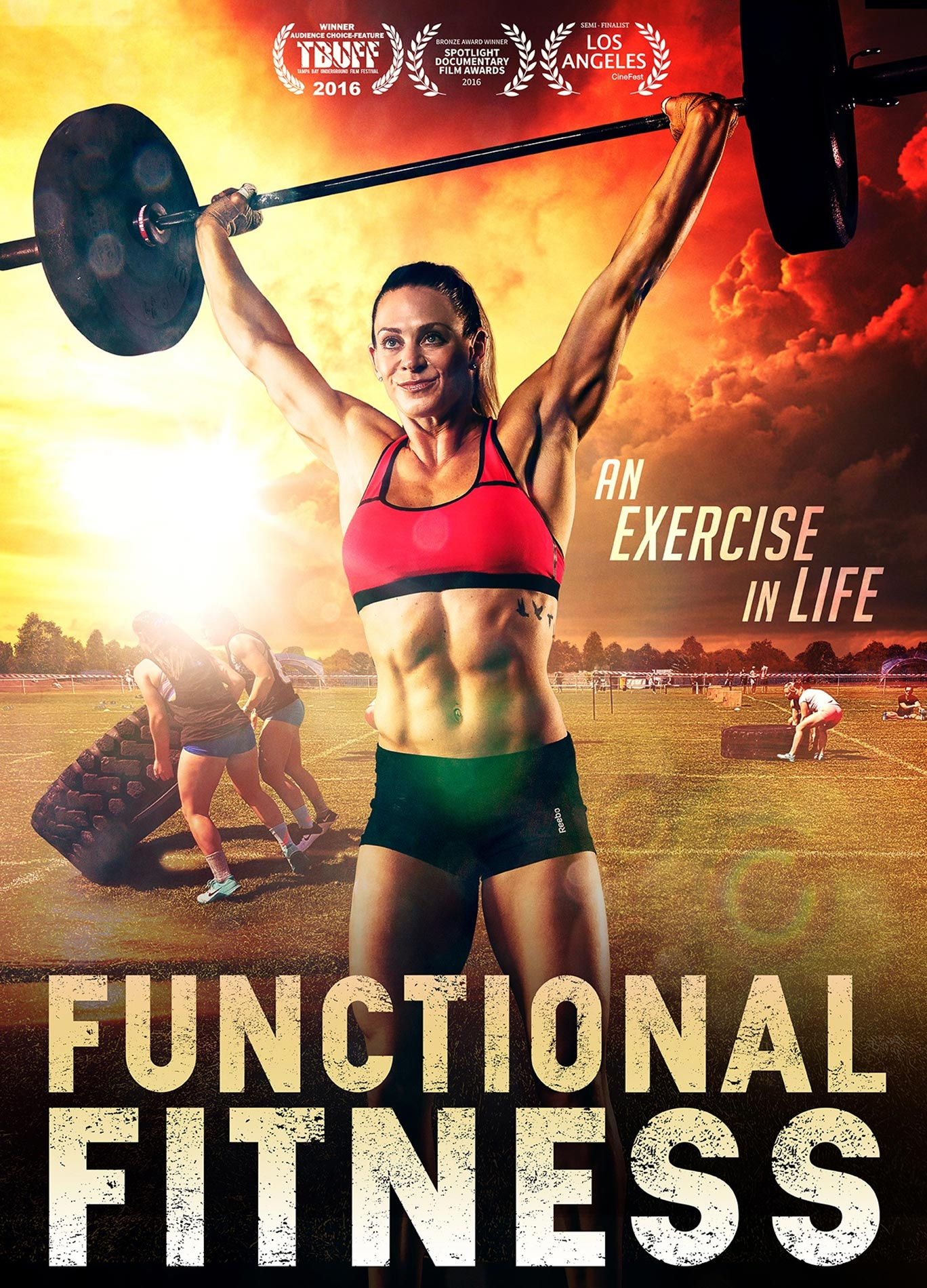 Functional Fitness Poster #1