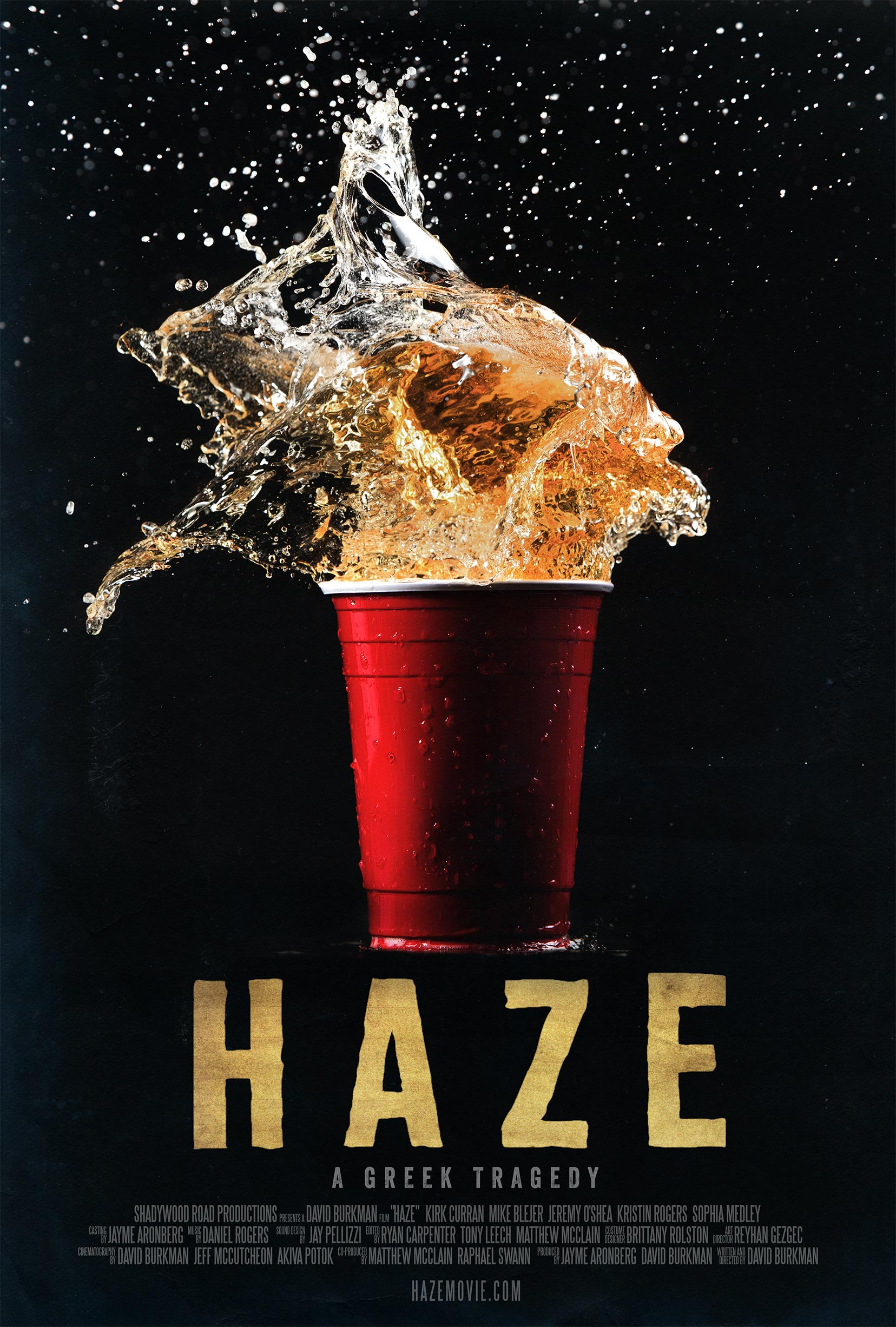 Haze Poster #1