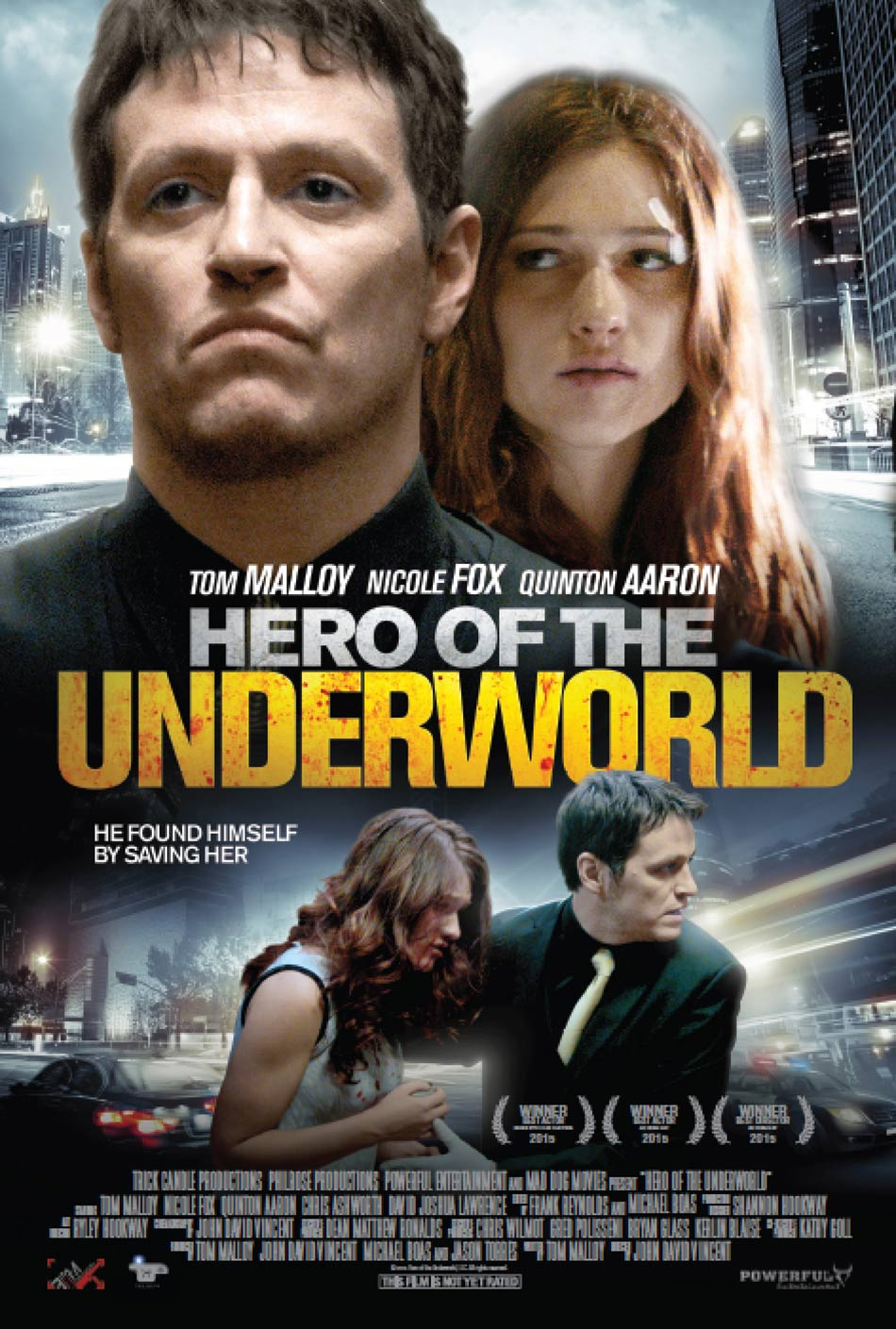 Hero of the Underworld Poster #1