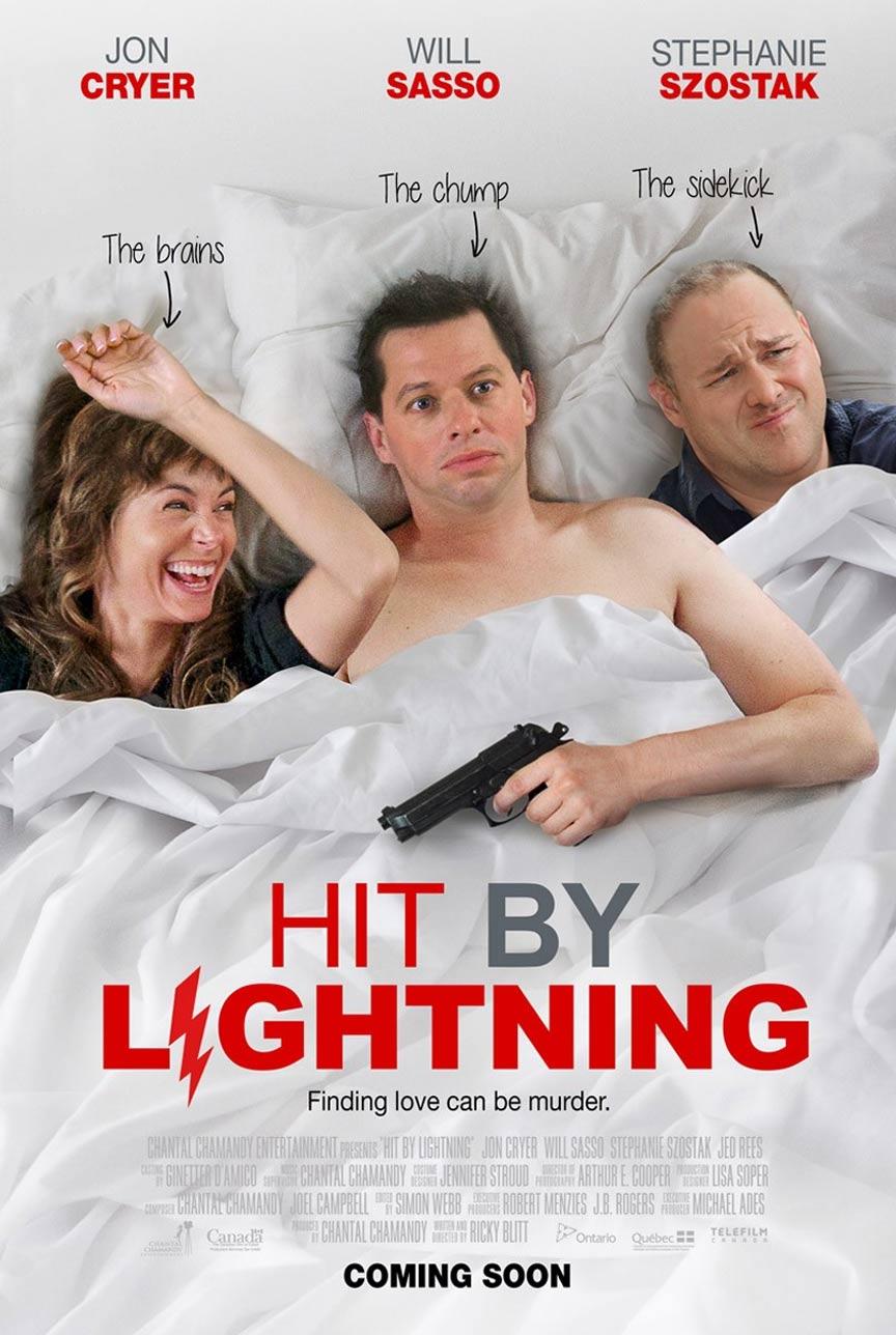 Hit by Lightning Poster #1