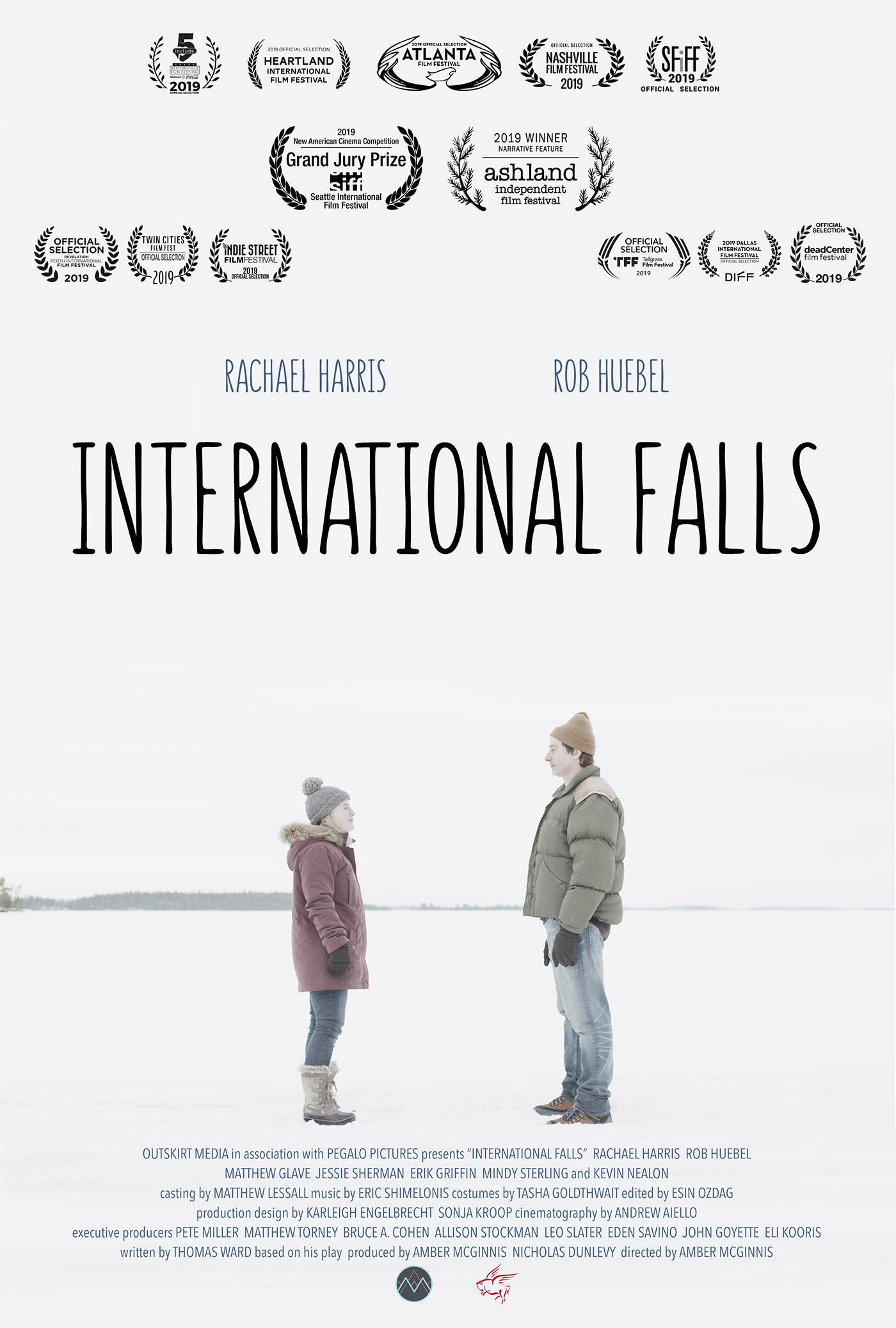 International Falls Poster #1